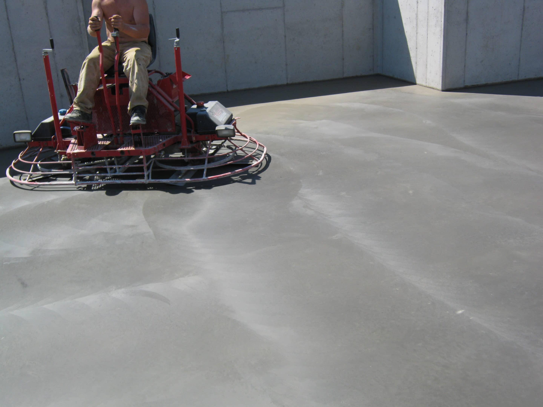concrete etching machine