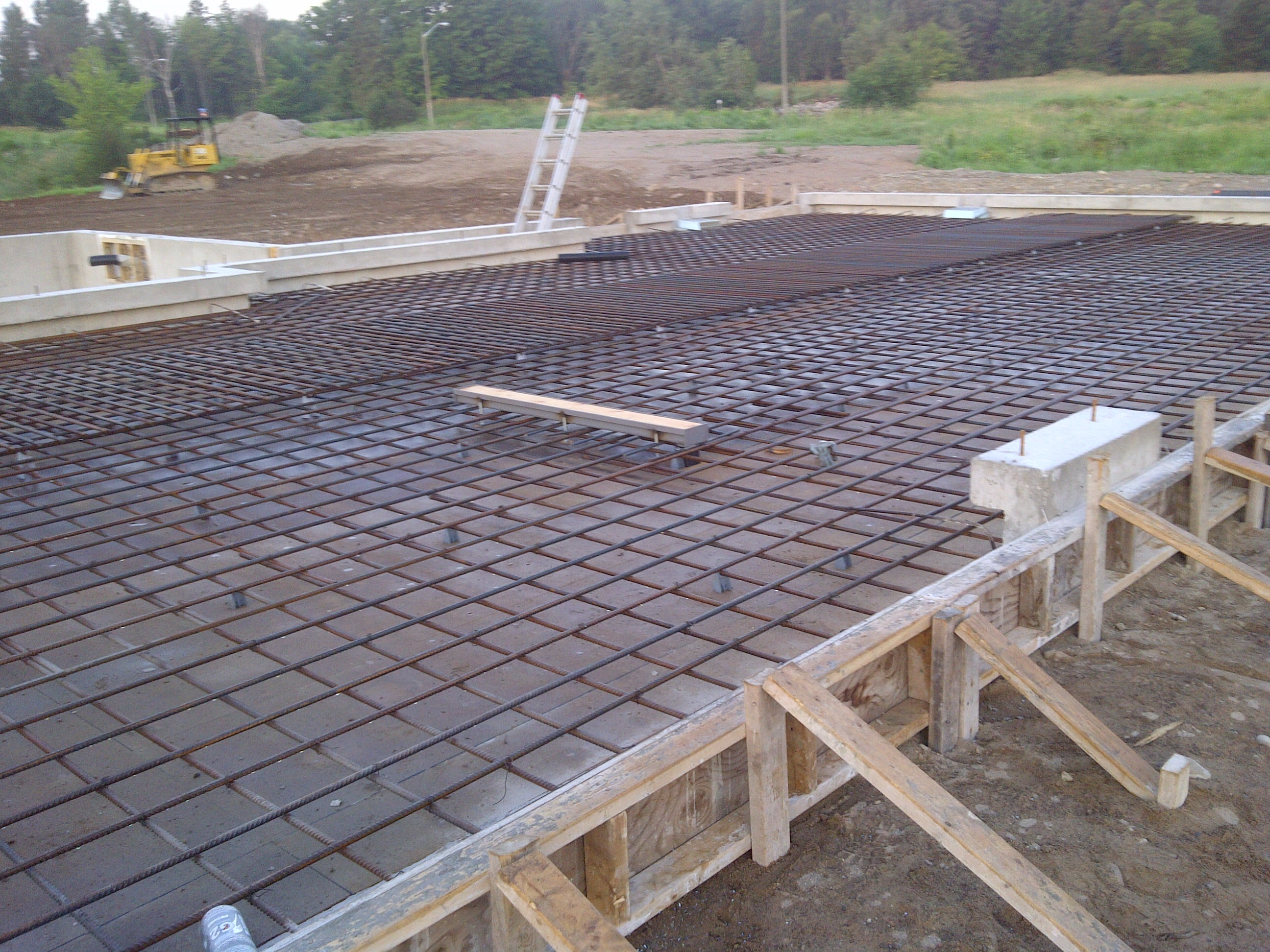 Hiring a Company to Raise a Concrete Slab