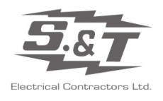 S.&T. Group Electrical Contractors logo